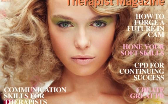holistic therapist magazine