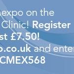 holsitic camexpo clinics