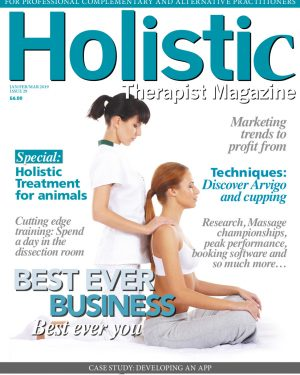 Holistic Therapist Magazine - Issue 29