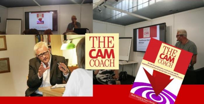 Cam coach Mark Shields