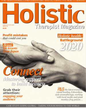 Holistic Therapist Magazine - Issue 30