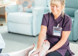 Reflexology, Massage, complementary therapy