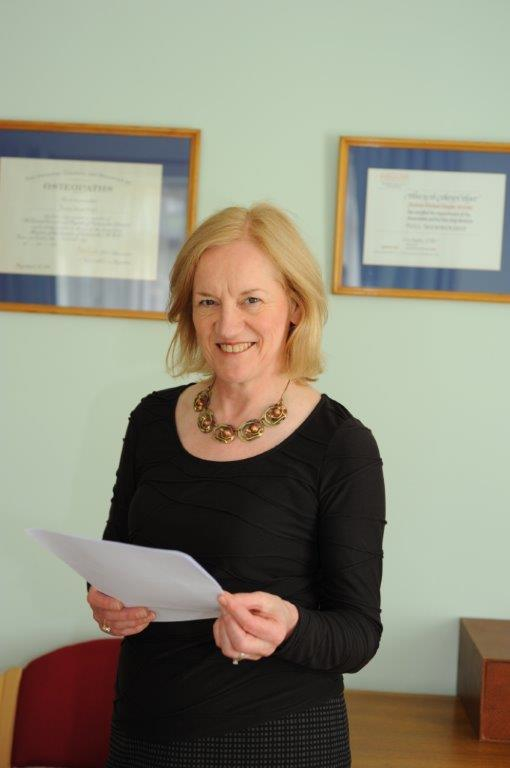 Sue Knight, chief exec, The Confederation of Healing Organisations (The CHO)